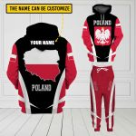 3D All-over Printed Apparels 'Poland' Crovell-X3