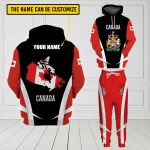 3D All-over Printed Apparels 'Canada' Crovell-X3