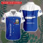 3D All-over Printed Hawaii Shirt & Short 'Honduras' Geral-X1