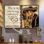 Love you forever Canvas - Limited edition