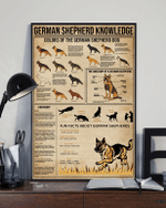 German Shepherd Knowledge - Limited edition