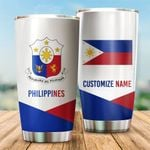 3D All-over Printed Tumbler 'Philippines' Yirado-X1