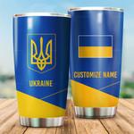 3D All-over Printed Tumbler 'Ukraine' Yirado-X1