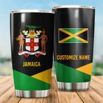 3D All-over Printed Tumbler 'Jamaica' Yirado-X1