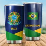 3D All-over Printed Tumbler 'Brazil' Yirado-X1
