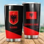 3D All-over Printed Tumbler 'Albania' Yirado-X1