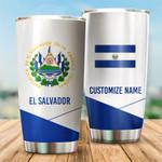 3D All-over Printed Tumbler 'El Salvador' Yirado-X1
