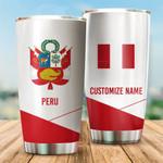 3D All-over Printed Tumbler 'Peru' Yirado-X1