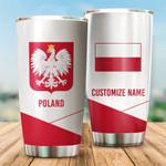 3D All-over Printed Tumbler 'Poland' Yirado-X1