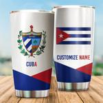 3D All-over Printed Tumbler 'Cuba' Yirado-X1