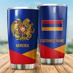 3D All-over Printed Tumbler 'Armenia' Yirado-X1