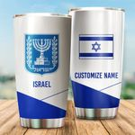 3D All-over Printed Tumbler 'Israel' Yirado-X1