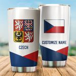 3D All-over Printed Tumbler 'Czech' Yirado-X1