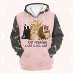 I just freaking love Cats - Limited  edition
