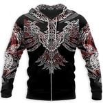 Viking Huginn Pullover Hoodie Special Version
