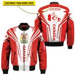 3D All-over Printed Apparels 'Canada' Crovell-X7