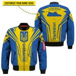 3D All-over Printed Apparels 'Ukraine' Crovell-X7