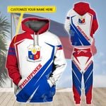 3D All-over Printed Apparels 'Philippines' Crovell-X10