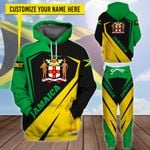 3D All-over Printed Apparels 'Jamaica' Crovell-X10