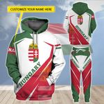 3D All-over Printed Apparels 'Hungary' Crovell-X10