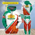 3D All-over Printed Apparels 'Bulgaria' Crovell-X10