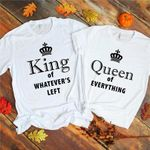 King & Queen of Everything Shirts