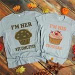 Studmuffin & Cupcake Shirts
