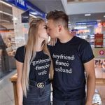 Husband & Wife Shirts