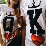 Card King & Queen Shirts
