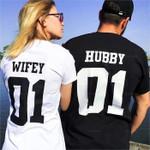 Wifey & Hubby 01 Shirts