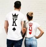 King & Queen Card Shirts