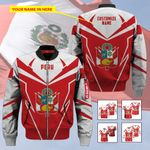3D All-over Printed Apparels 'Peru' Crovell-X8