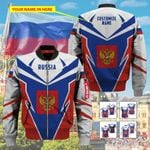 3D All-over Printed Apparels 'Russia' Crovell-X8