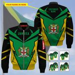 3D All-over Printed Apparels 'Jamaica' Crovell-X8