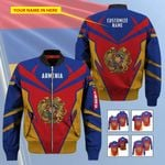 3D All-over Printed Apparels 'Armenia' Crovell-X8