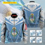 3D All-over Printed Apparels 'Argentina' Crovell-X8