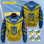 3D All-over Printed Apparels 'Ukraine' Crovell-X8