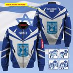 3D All-over Printed Apparels 'Israel' Crovell-X8
