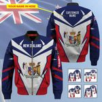 3D All-over Printed Apparels 'New Zealand' Crovell-X8