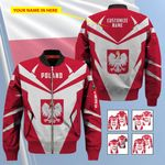 3D All-over Printed Apparels 'Poland' Crovell-X8