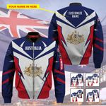3D All-over Printed Apparels 'Australia' Crovell-X8