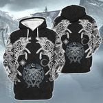 Wolf Vikings 3D Apparel - Limited  edition