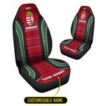 Car Seat Covers (Set of 2) 'Hungary' Cranid-X2