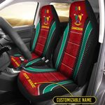 Car Seat Covers (Set of 2) 'Cameroon' Cranid-X2