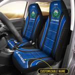 Car Seat Covers (Set of 2) 'El Salvador' Cranid-X2