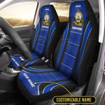Car Seat Covers (Set of 2) 'Honduras' Cranid-X2