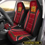 Car Seat Covers (Set of 2) 'Morocco' Cranid-X2