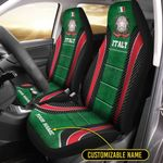 Car Seat Covers (Set of 2) 'Italy' Cranid-X2
