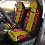Car Seat Covers (Set of 2) 'Uganda' Cranid-X2