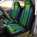 Car Seat Covers (Set of 2) 'Sierra Leone' Cranid-X2